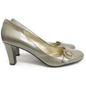 Bandolino Caralyn Patent Leather Heels SZ0335